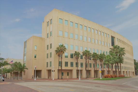 The United States Courthouse and Federal Building opened in 1998.
