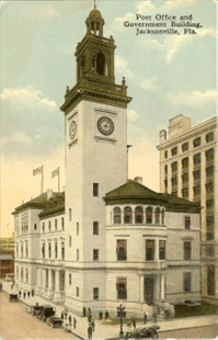 Jacksonville Post Office and District Court
