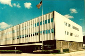 Federal Building and Courthouse